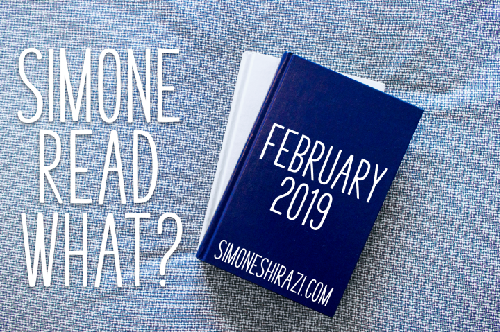 Simone Read What? – February '19