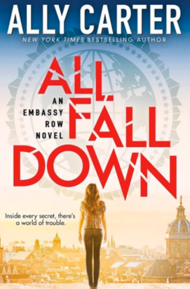 Embassy Row by Ally Carter