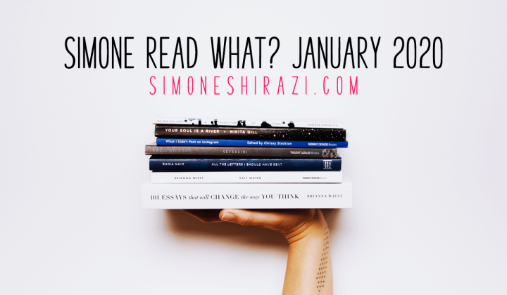 Simone Read What? – January '20