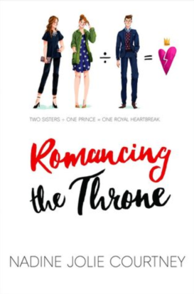 Romancing the Throne by Nadine Jolie Courtney