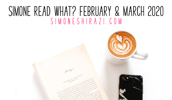 Simone Read What? – February & March '20